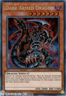 LCKC-EN068 Dark Armed Dragon Secret Rare 1st Edition Mint YuGiOh Card