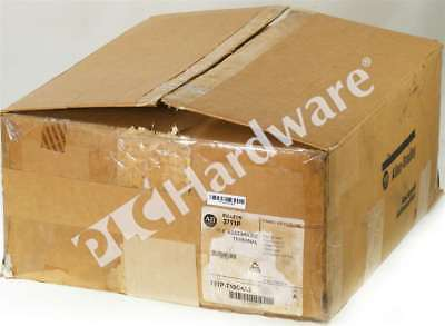 New Allen-Bradley 2711P-T10C4A2 /A PanelView Plus 1000 Touch/Enet/RS232 128MB AC