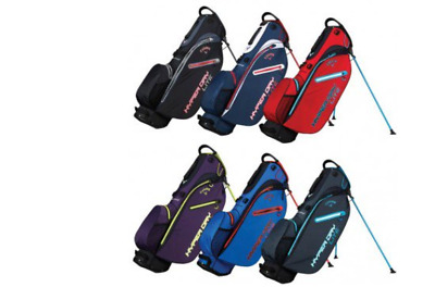 *2018* Callaway Hyper Dry Lite Waterproof Stand/Carry Bag (Various Colours)