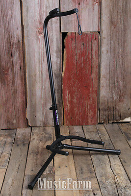 On Stage Stands XCG4 Classic Single Electric Acoustic Bass Guitar Stand XCG-4