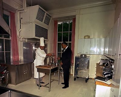 Lincoln Bedroom at White House during Kennedy Administration JFK New 8x10 Photo