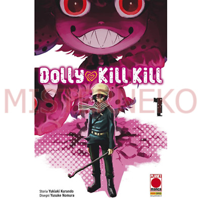 Manga - Dolly Kill Kill 1 - Panini Comics