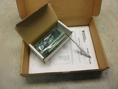 National Instruments 50 POSITION Connector Block 776164-90 NEW OLD STOCK
