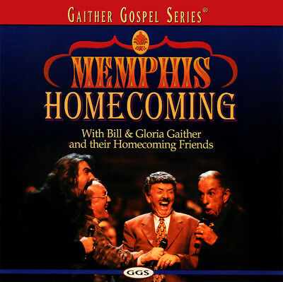Bill & Gloria Gaither and their Homecoming Friends • Memphis Homecoming CD 2000
