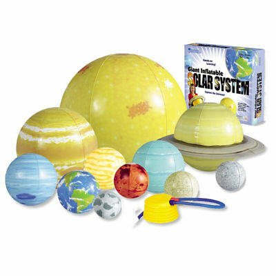 Learning Resources Inflatable Solar System Set 2434