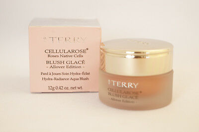 By Terry Cellularose Roses Native Cells  Blush Glacé 4 Ice Dream #92-2-3