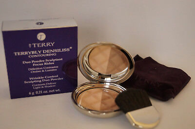 By Terry Wrinkle Control Sculpting Duo Powder 200 Beige Contrast  #92-2-3