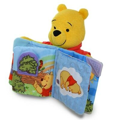 Listen & Discover with Storyteller Pooh | Plush Animal Figure | Winnie the Pooh