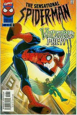 Sensational Spiderman # 17 (44 pages) (USA, 1997)