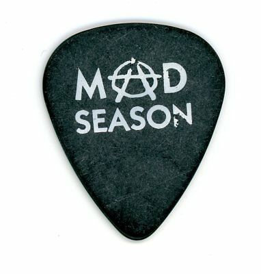 Layne Staley Mad Season Very Rare Guitar Pick NOT Alice In Chains AIC Picks