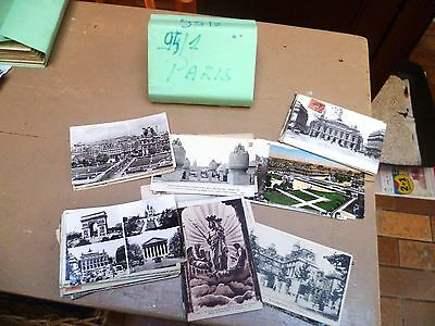 Lot De Carte Postale Paris       95/1