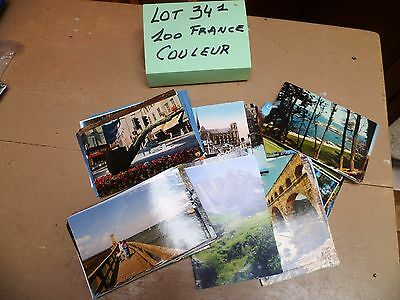 Lot De Carte Postale  France      Couleur    34/1