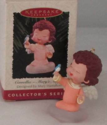 1995 Hallmark  Camellia Mary's Angels #8