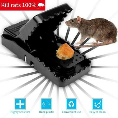 Reusable Rat Trap Catching Mice Mouse Mousetrap Spring Rodent TrapEasy Catcher G