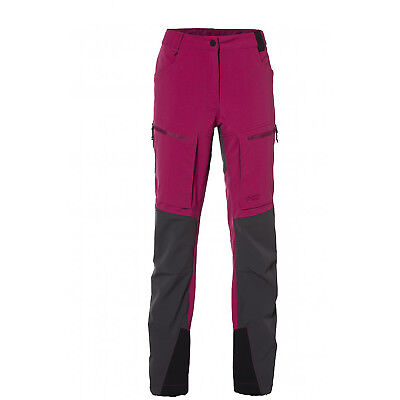 North Bend Trekk Pants - Damen Trekkinghose Outdoorhose - 135388-4005 magenta