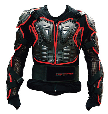 New Adult S/M GP-Pro Long Sleeve Jacket Body Armour Protector Body Protection