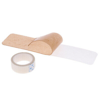 Reusable Self Adhesive Soft Silicone Scar Remover Gel Sheet Strip Patch Set