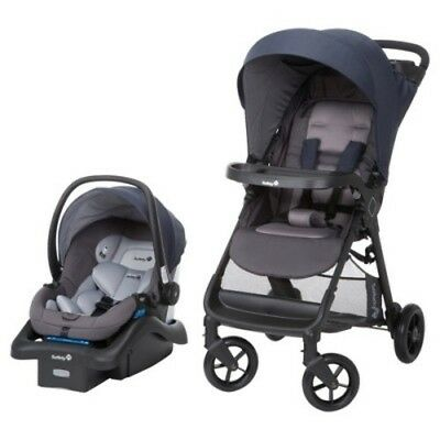 Safety 1st  Smoothride Travel System - Ombre Blue