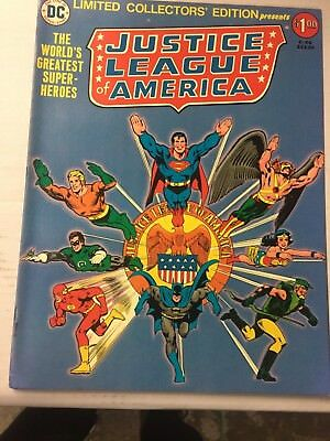 Limited Collectors Edition Justice League of America C-46 (1976), FREE SHIPPING