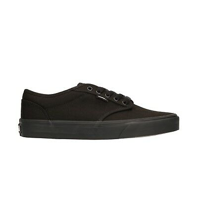SCARPE SNEAKERS UNISEX VANS ORIGINAL ATWOOD LOW E8V08 TELA SHOES SCARPETTE NUOVO
