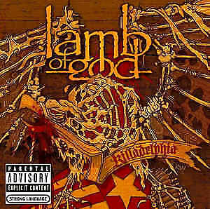 Lamb Of God ‎– Killadelphia CD  Music On CD 2013 USED