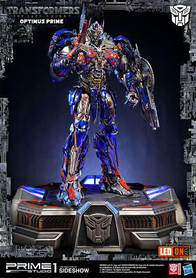 Sideshow Transformers: The Last Knight - Optimus Prime Statue Prime 1