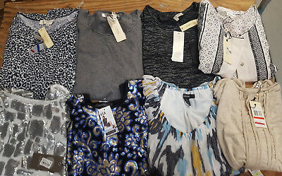 Wholesale Lot of Women's Brand Name Mixed Clothing 25 Pieces