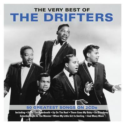 The Drifters - The Very Best Of (New Sealed 2Cd)