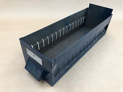 Brownbuilt Shelving Pigeon Hole Tray Draw  Metal Tool Parts Storage Industrial
