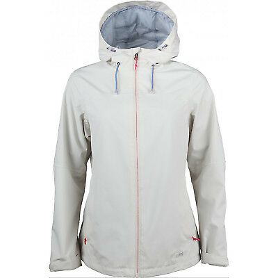 High Colorado Lugano - Damen Outdoorjacke Wanderjacke - 135117-8003 beige