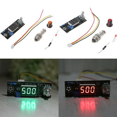 Electric Unit Digital Soldering Iron Station Temperature Controller Kits DIY