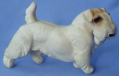 Sealyham Cesky Terrier Jan Allan Dog 7""