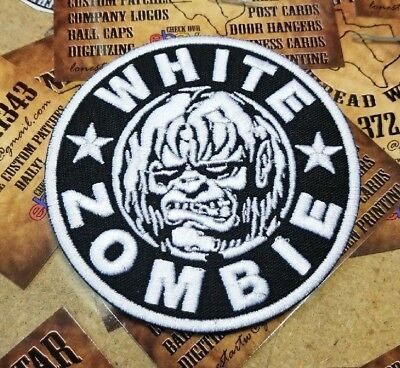 White Zombie patch
