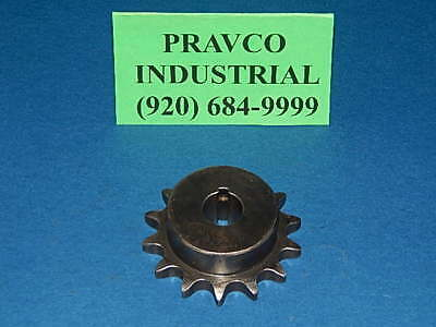 TRITAN Roller Chain Sprocket,Finished Bore 35BS24H X 3//4