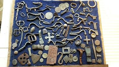 Large Lot Of Dug Up Artefacts 3