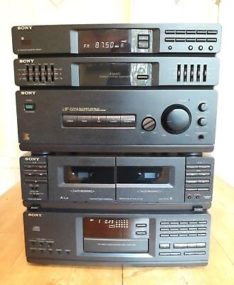 90s Stereo System