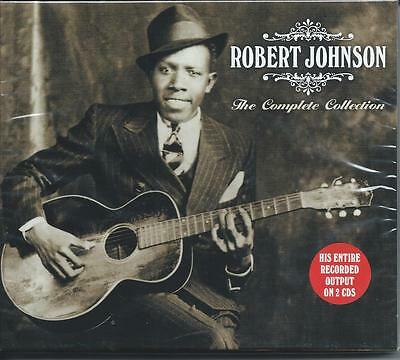 Robert Johnson - The Complete Collection - The Best Of / Greatest Hits 2CD NEW