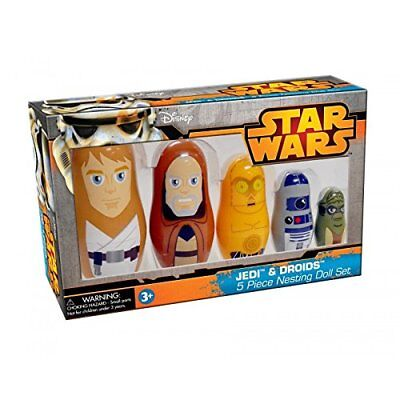 Nesting Dolls - Star Wars - Jedi and Droids New Toys 2964