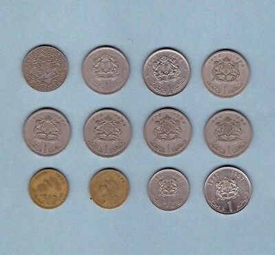 Morocco - Coin Collection Lot # A - World/Foreign/Africa