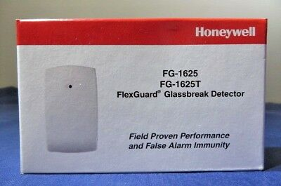 Honeywell FlexGuard Glassbreak Detector FG-1625/FG-1625T