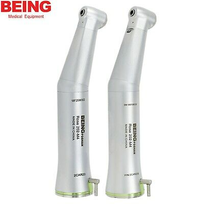 Being Dental 20:1 Fiber Optic LED Implant Contra Angle Surgery Push Handpiece