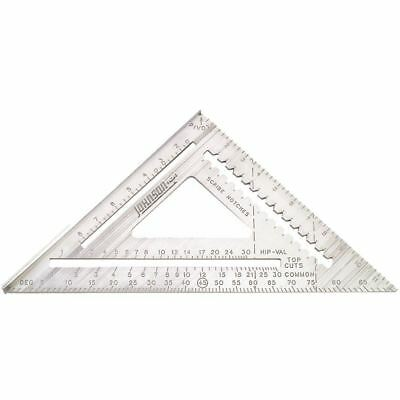"Johnson Professional Aluminium Rafter Roofing Angle Square 12"" 300mm RAS-120"