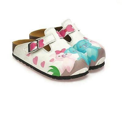 Women's New Calceo Koala Clogs Slippers Footbed Comfy Beach Shoes