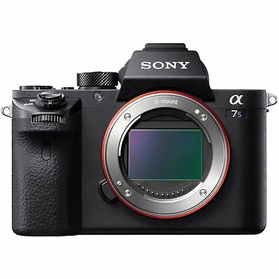 Sony Alpha a7S II Mirrorless Digital Camera - Excellent condition Slightly used
