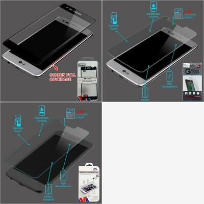 Tempered Glass Screen Protector for LG X210 Aristo 2 LG K8 2018 Zone .