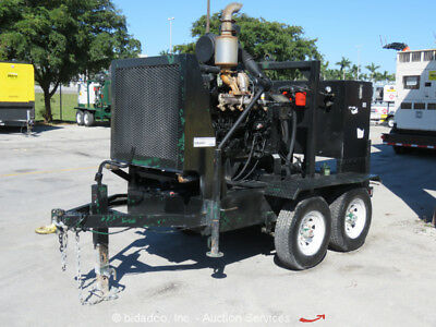 2012 D&D D800 Hydraulic Power Unit 162Hp Dewatering Pump bidadoo