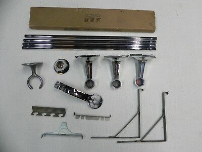 Lot of 16 Vintage Plumbing Miscellaneous Hardware ~ Accessories