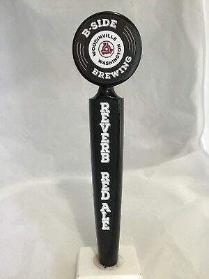 BOULEVARD BREWING Reverb Red Ale 10 3/4 Inch Beer Tap Handle
