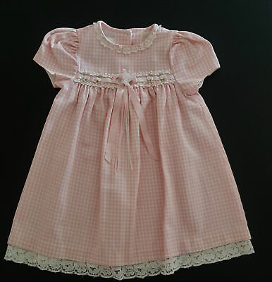 Vintage  Dress S4 'bonnie Jean New York'  ~ Special Occ, Collector, Reborn Dolls