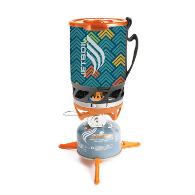 Jetboil MicroMo Scales Regulated Camping Stove System